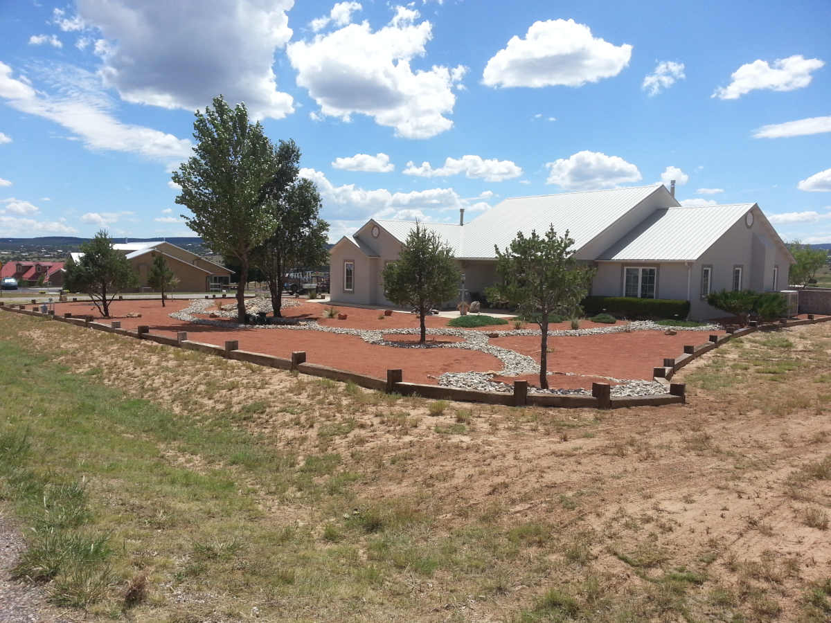 R & S Landscaping Work Portfolio-01 505-271-8419 Albuquerque NM Landscaping Company