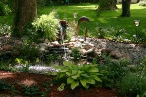 Top Water Features for Your Albuquerque Landscaping by R & S Landscaping 505-271-8419 a